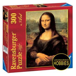 La Gioconda de Leonardo Da Vinci 300 Piezas Ravensburger 14005