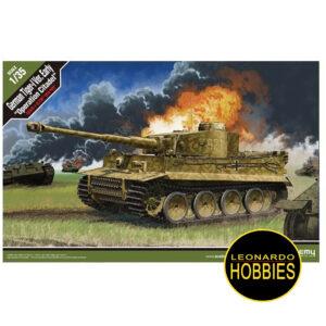 Academy, 1/35, Militaria Tanques, 2º guerra mundial