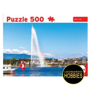 Ginebra 500 Piezas Antex 3054