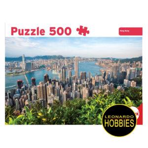 Hong Kong 500 Piezas Antex 3056