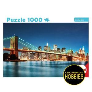 Nueva York 1000 Piezas Antex 3061