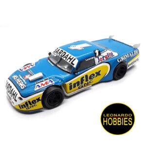 TC Ernesto Bessone Dodge N° 1 Escala 1:32 ClaseSlot