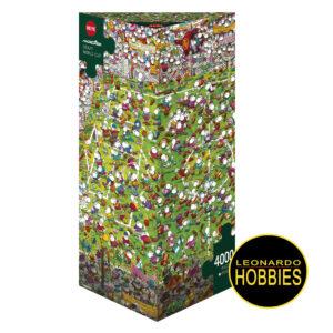 Mordillo, Crazy World de 4000 piezas Heye 29072