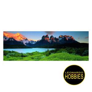 Cuernos Del Paine ,Edición Alexander Von Humboldt 1000 piezas Panorama Heye 29288