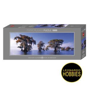 Bald Cypresses ,Edición Alexander Von Humboldt 1000 piezas Panorama Heye 29607