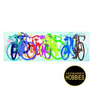 HEYE 29737 BICILCLETAS DE COLORES