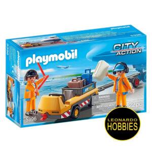 Vehículo para Maletas Playmobil 5396