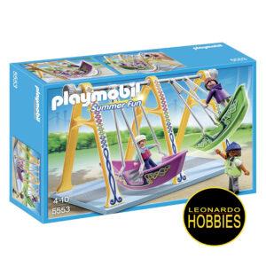 Columpio de Barcos Playmobil 5553