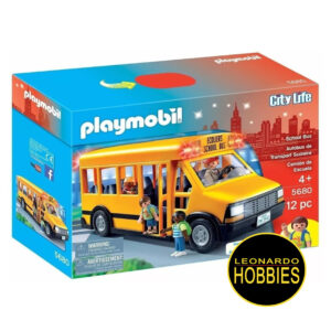Autobús Escolar Playmobil 5680
