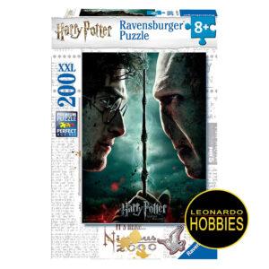 Harry Potter vs Voldemort 200 Piezas Ravensburger 12870