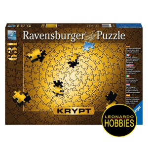 Krypt Gold 631 Piezas Ravensburger 15152
