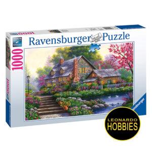 Romantic Cottage 1000 Piezas Ravensburger 15184
