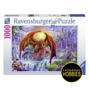 Dragon Kingdom 1000 Piezas Ravensburger 15269