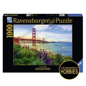 Golden Gate Sunrise 1000 Piezas Ravensburger 15289