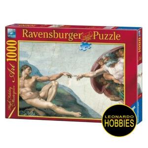 La Creación de Adám 1000 Piezas Ravensburger 15540