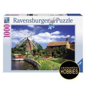 Marca: Ravensburger Código: 15170 Modelo: Harry Potter Collage Cantidad de Piezas: 1000