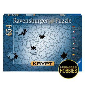 Krypt Silver 654 Piezas Ravensburger 15964