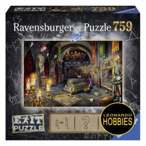 En el Castillo del Vampiro 759 Piezas Exit Puzzle Ravensburger 19955