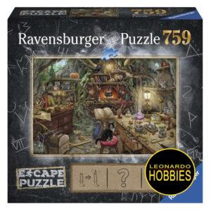 La Cocina de la Bruja 759 Piezas Ravensburger 19958