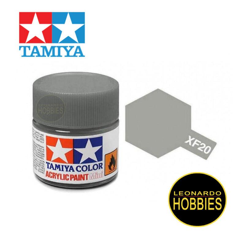 Tamiya XF18 Medium Blue
