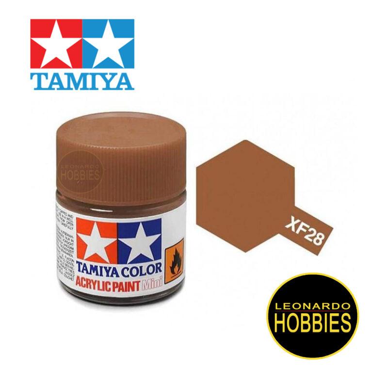 Tamiya XF28 Dark Copper