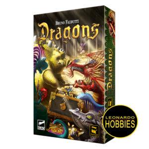 Dragons, Dragons Juego de mesa, Bureau de Juegos Rosario, Bureau Juegos Rosario, Dragons Bureau de Juegos, Juegos de estrategia, David Cochard