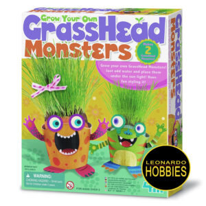 GrassHead Monsters 4M 650