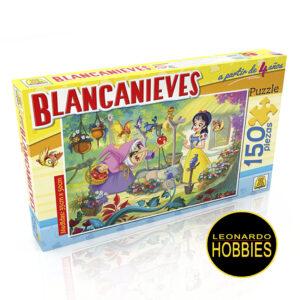 Blancanieves 150 Piezas Implás 047