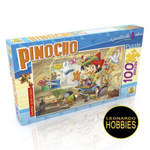 Pinocho 100 Piezas Implás 211