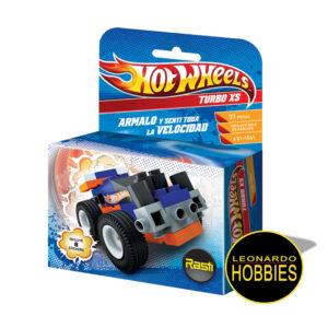 Turbo XS Hot Wheels 36 Piezas Rasti 1061