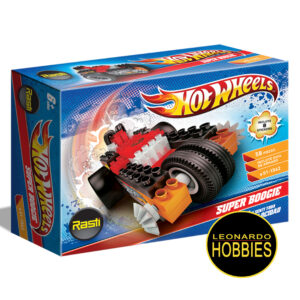 Super Boogie Hot Wheels 58 Piezas Rasti 1062