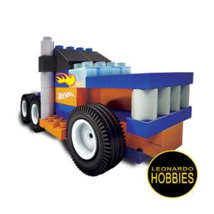 Monster Truck Hot Wheels 55 Piezas Rasti 1063
