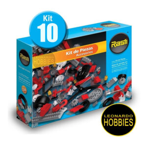 Kit de Piezas Accesorios N°10 Rasti 1110