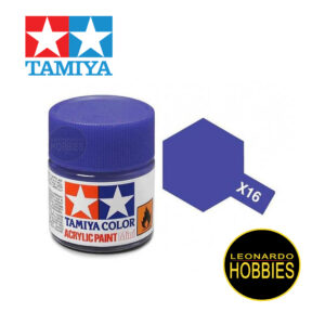 Tamiya Acrylic Mini X-16 Purple (Gloss)