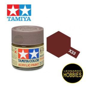 Tamiya X33 Bronze (Gloss)