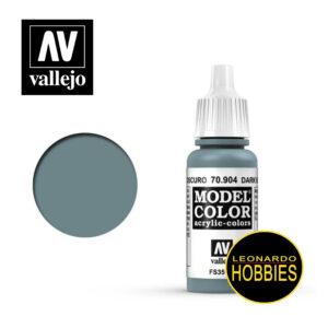pinturas vallejo, pinturas, vallejo, leonardo hobbies, model color, hobbies rosario, Gris Azul Oscuro Vallejo 70904