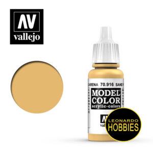 pinturas vallejo, pinturas, vallejo, leonardo hobbies, model color, hobbies rosario, Amarillo Arena Vallejo 70916