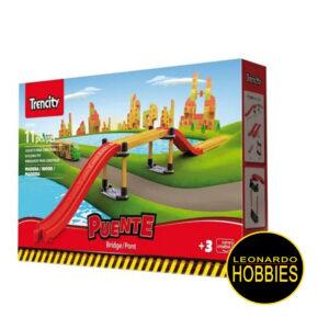 trencity, trenes, puente, trencity avanzado, trencity verde, rojo, rectas,