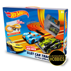 Pistas de autos, Pistas de Hot Wheels, Hot Wheels Slot Car Track, Pistas de carrera, Autos Hot Wheels, Leonardo Hobbies Pistas de autos, Pistas de carrera para chicos, Hot Wheels Slot Car Track Set 83105
